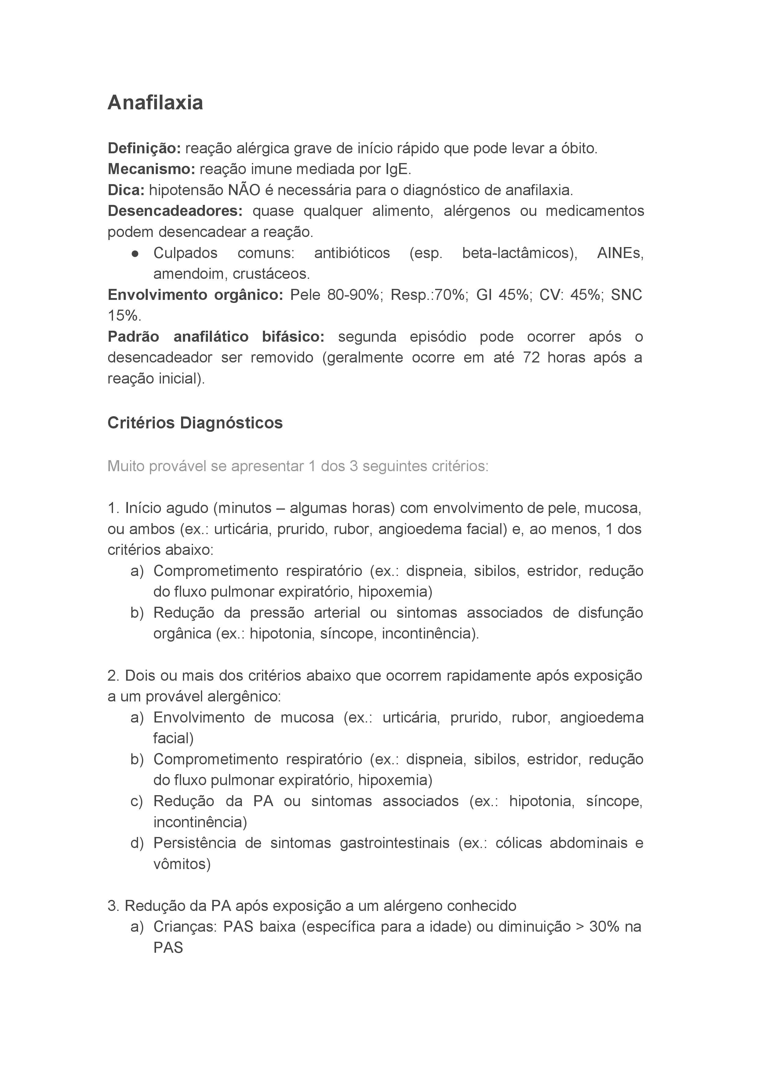 Resumo de Emergência #03 _ Anafilaxia - Diagnóstico e Manejo-page-001